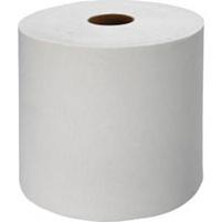Bobine ouate d'essuyage naturelle blanche 800/1000 (lot de 2)