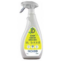 Nettoyant désinfectant toutes surfaces 750mL