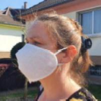 Masques de protection Type FFP2 lavables réutilisables 10 fois